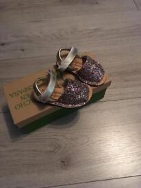 Baby Spanish sandals