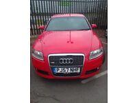 Audi A6 le mans
