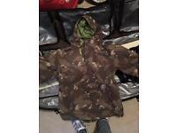 Animal camouflage jacket