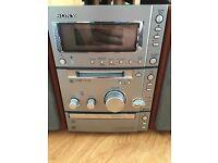 Sony Hi-Fi - MiniDisc / CD / Cassette / Radio