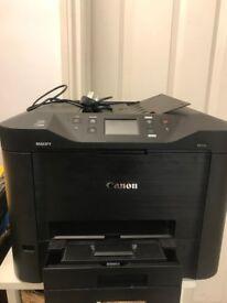 Maxify Printer MB5350 needing repair with ink worth £61+