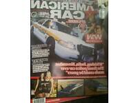 (Rare) American classic car mags