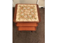 GPLAN NESTING TABLES - IN EXCELLENT CONDITION