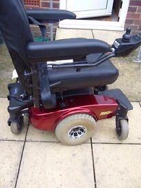 Electric wheelchair invacare (mobility scooter)