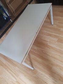 Sturdy kids table. Used from school