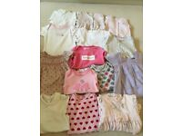Baby girl clothes 0-12months quality brands in great condition