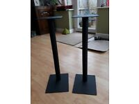 Pair of speaker stands - very good condition