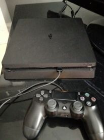 Ps4 console slim 500gb