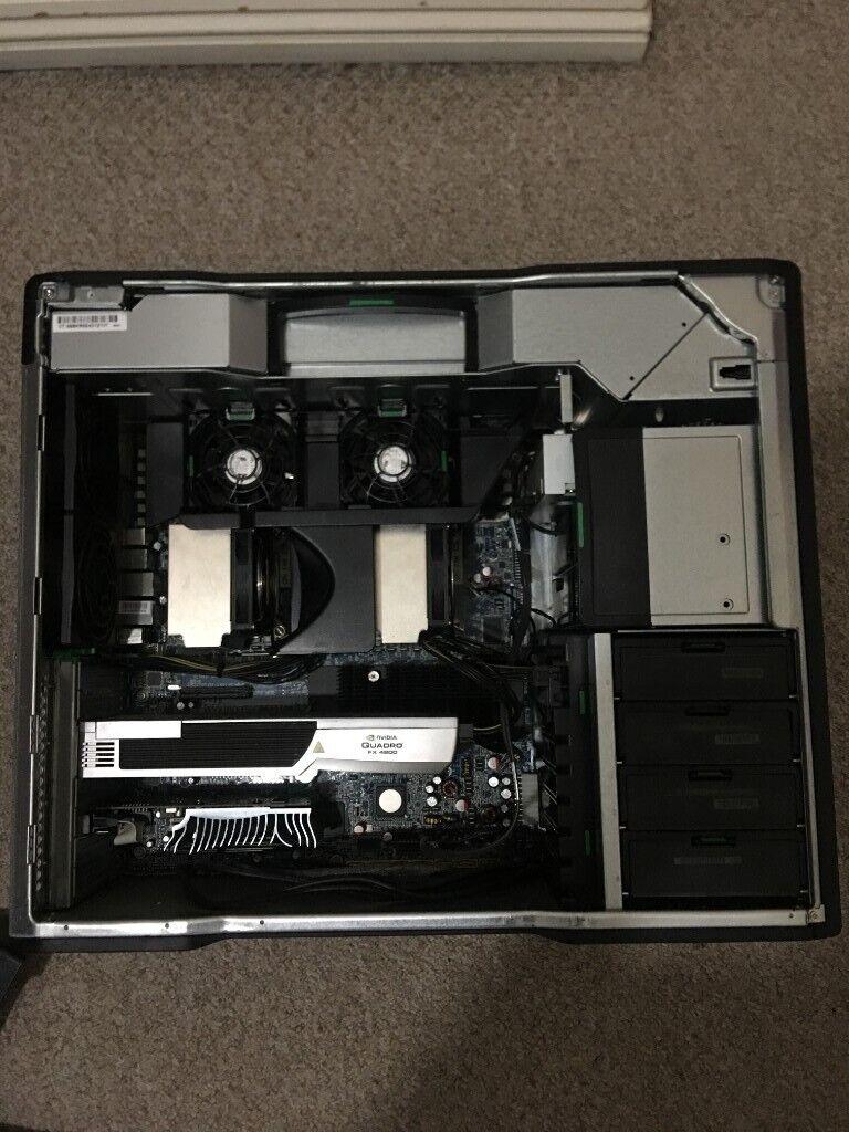 Hp Z800 Sound Card