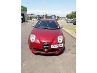 Alfa Romeo Mito, Distinctive model, had since new