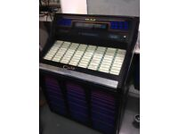 Rock-Ola Max 477 JukeBox with Records Fully Working
