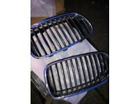 Bmw f10 grille chrome original