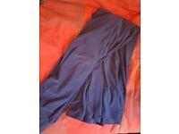 Indigo Maxi-Skirt (Like New)