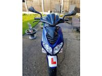 Peugoet Speedfight 2 2004 50cc unrestricted