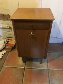 Vintage Lebus Small Bedside Cabinet