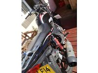 Kymco Pulsar S 125cc in good condition, 12 months mot put on last week