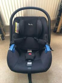 Silver Cross Simplicity baby seat
