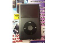 Apple iPOD Classic 6th Generation - 160GB memory