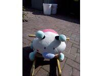 Ladybird Rocking Toy