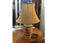 Table Lamp - Classic shape lamp with John Lewis shade