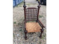 Indian marriage chairs