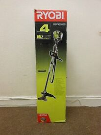 Ryobi petrol strimmer instruction manual