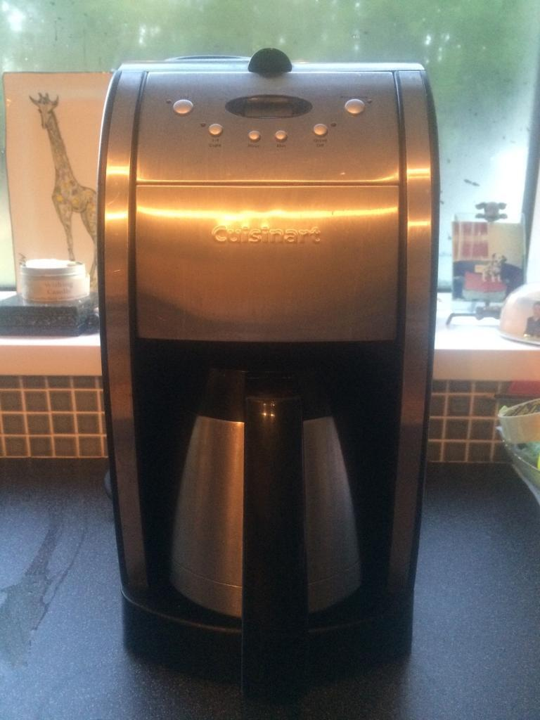 Cuisinart Coffee Machine Bean To Cup Type In Dinas Powys