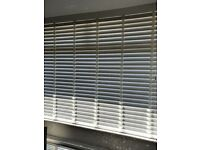 Blinds for sale from Hillarys 50mm slats white