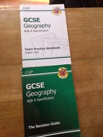 Geography AQA for GCSE