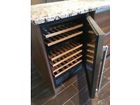 Baumatic 46 bottle wine cooler fridge