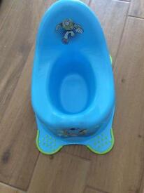 Toy story potty