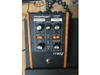 Moog Low pass Analog pedal