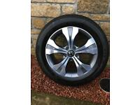 Honda CRV Alloy wheels