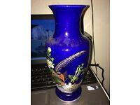 bird design vase (1870)