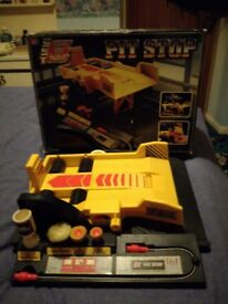 Pit stop early 80s for Bigfoot truck toy