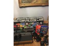 Vintage Atari 2600