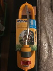 New hozelock garden sprinkler