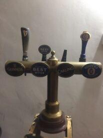 Brass Beer Taps