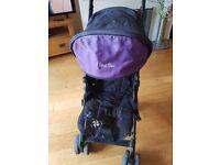 Sivercross pop stroller