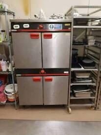 Commercial fan oven