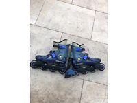 Ladies Rollerblades size 6