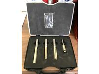 Erbauer 4pc kitchen fitters routers cutter