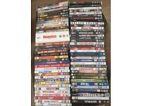 71 bundle of dvds