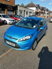 LOVELY FIESTA 1.25 EDGE GOOD SERVICE HISTORY DRIVES AND LOOKS LOVELY