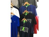 Hugo Boss tracksuits - shorts - t-shirts - polos