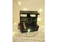 Vintage Polaroid Camera Great Condition
