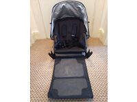 Uppababy Vista Rumble Seat (2014).
