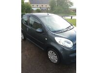 citreon c1 rhythm , low milage 47000 , full service history, full years mot.