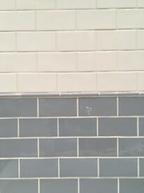 Wall tiles from the Winchester Tile Company - BNIB