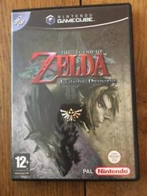 The Legend of Zelda: Twilight Princess Nintendo GameCube Game